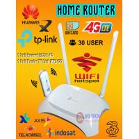Paket Hotspot TP-LINK TL-MR3420 + Modem Huawei E3276 Modem Wifi
