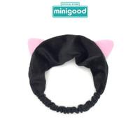 kratU Unik Kucing Lucu minigood Model Bando Rambut Telinga