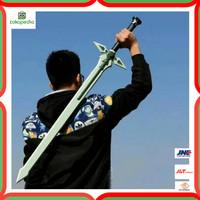Pedang Cosplay Anime Kirito Dark Repulser SAO sword art online Diskon