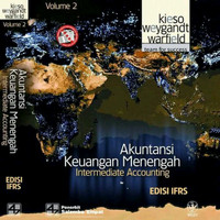 Buku Akuntansi Keuangan Menengah Volume 2 Ifrs Kieso