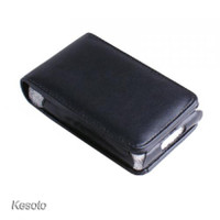 KESOTO Bla Leather Case Pouch Cover for iPod Classic 5th Gen Murah