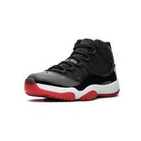 Sepatu Basket Model Nike Air Jordan 11 Retro Bred AJ11 Ukuran 36-45