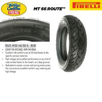 Ban motor belakang pirelli MT 66 Route ukuran 140-90 ring 15 Murah