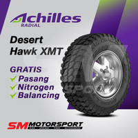 Ban Mobil Achilles Desert Hawk X MT 30X9.50 R15 15 6PR LT 104Q