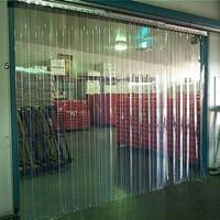 Murah tirai plastik penyekat ruangan rumah sakit pabrik dapur kwalitas