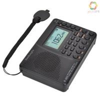 Hrd-603 Peralatan: Radio Saku Portabel Am/Fm/Sw/Bt/Tf Usb Mp3