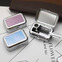 IJ Mode kepribadian kreatif tren mini saku portabel asbak busana