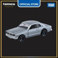 Tomica Premium #34 Nissan Skyline GT-R (KPGC10) (Silver Gray)