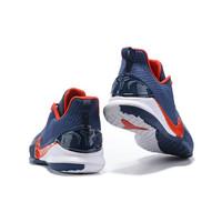 Sepatu Basket Model Nike Air Zoom Kobe Bryant Mamba EP Warna Biru /