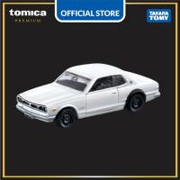 Tomica Premium #34 Nissan Skyline GT-R (KPGC10) (White) [1st ver.]