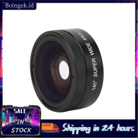 Berkualitas Boingek Apexel 6in1 Set Lensa Kamera Fish Eye/Wide