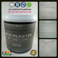 Kemasan 5 Kg - Cat Dekoratif Plastering - Deco Plaster