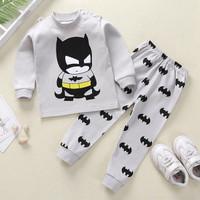 Setelan Baju Tidur Anak Piyama Bayi New Born 1 2 3 Tahun A19