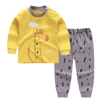 Setelan Baju Tidur Anak Piyama Bayi New Born 1 2 3 Tahun A9