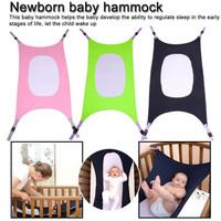 Hammock / Tempat Tidur Gantung Removable Bahan Breathable Untuk Bayi