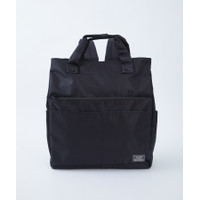 anello - SHIFTⅡ3WAY Tote Backpack - Black