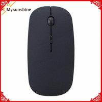 Good Quality Gift Mouse Thin Wireless Mouse 2.4g Blue Ray Notebook