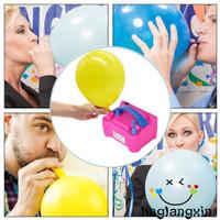 Pompa Balon Elektrik Portable Tenaga Tinggi untuk Pesta