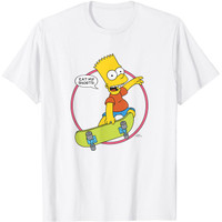 Baju Kaos The Simpsons Bart Simpson Eat My Shorts T-Shirt