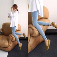 M-XXL Maternity Jeans Denim Pants For Pregnant Women Clothes