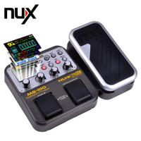 Multi Efek Gitar Elektrik Modelling Guitar Processor NUX MG-100 Murah