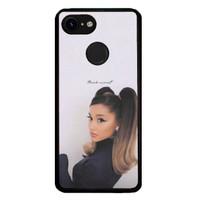 Case Custom Google Pixel 3 XL Ariana Grande Thank u Next P2688
