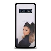 Casing Samsung Galaxy S10E Ariana Grande Thank u Next P2688