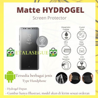 Screen Protector Oppo F5 Youth Anti Gores Hydrogel Matte / Doff
