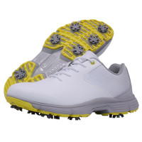 New Import Men Professional Golf Shoes Waterproof Spikes Golf