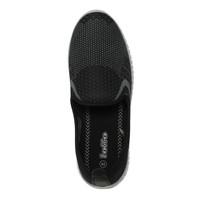 Ramayana - LOGGO - Sepatu Pria Boost 302 Hitam - 40