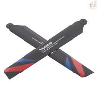 Rcc Set Propeller / Baling-Baling Utama untuk RC Helikopter XK K130