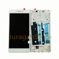 THP LCD TOUCHSCREEN OPPO R7S R7SF COMPLETE 1SET ORIGINAL PLUS FRAME