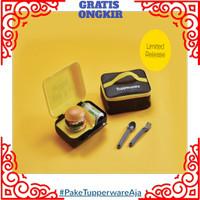 Tempat Makan Tupperware-Set Tas Makan-Kotak Makan Anak LunchBox
