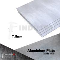 Plat Alumunium 5mm   Alumunium Plate harga per 1 cm2