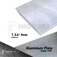 Plat Aluminium 4mm   Alumunium Plate harga per 1 cm2