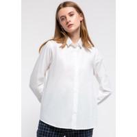 The Executive Basic Long Sleeves Shirt 5-BLWKEY121E023 Off White