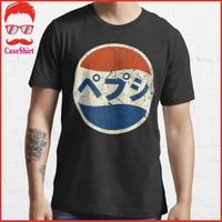 Kaos Japan Pepsi Cola Retro Vintage Classic 9731 T-Shirt