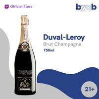 Duval Leroy Brut Champagne Wine - 750ml