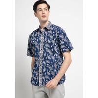 Baju Batik Batik Putra Bengawan ORIGINAL 25742 Kemeja Batik Pria Cowok