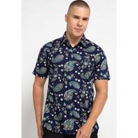 Baju Batik Bateeq ORIGINAL 39915 Kemeja Batik Pria Cowok