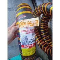 ban swallow SB 151 Slash ukuran 90 90 14 soft coumpon . ban swallow
