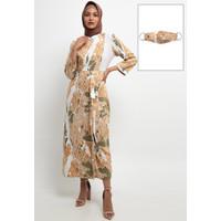 Gamis ARJUNA WEDA ORIGINAL 80820 Baju Muslim Wanita Cewek