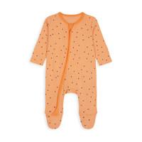 Mothercare Baby Animal Zipped Sleepsuit - Baju Tidur Bayi (Orange)