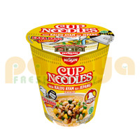 NISSIN CUP NOODLES JAPANESE STYLE CHICKEN 67GR
