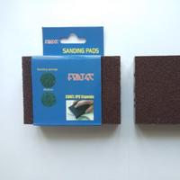 Sanding Sponge Grit 150 Amplas Balok Busa Pad untuk Dinding Kayu Dapur