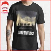Kaos Band Of Brothers 3 Loerrcok 5788 T-Shirt