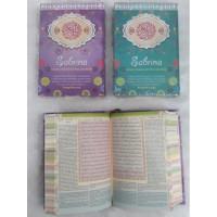 SABRINA Terjemah A6 Al-Qur an Wanita Untuk HC & MUSHAF Tafsir
