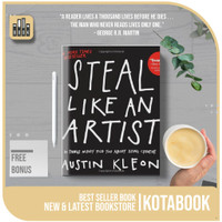 Steal Like an Artist: 10 Things Nobody Told You A by : Austin Kleon
