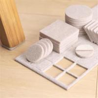 Furniture Pads Self Adhesive Felt Pad Anti Scratch Floor Protectors