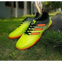 Sepatu Futsal Jumbo Big Size Adidas Copa Hijau Oren 44-47 Import